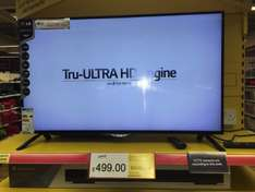 """LG42UB820V 42"""" 4K Smart Television 900hz with Freeview HD - £499 instore @ Tesco"""