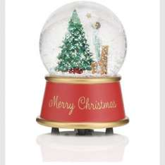 Lovely musical snow globe from M&S - £5