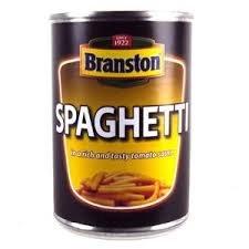 Branston Spaghetti 4 x 395g £1.00 @ Poundstretcher Telford