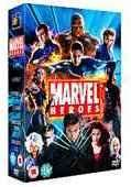 Marvel Heroes - X-Men / X-Men 2 / X-Men - The Last Stand / Elektra / Daredevil / Fantastic Four 6 film DVD box set (region 2) £5.99 delivered @ wowdhd.co.uk