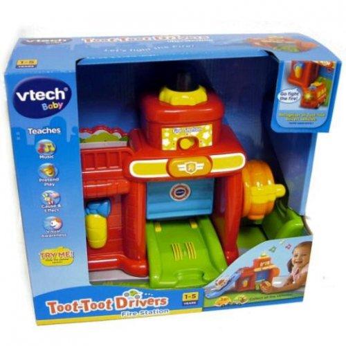 Vtech Toot Toot Fire Station £9.40 @ Wilkos