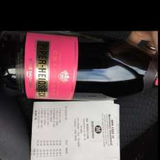 Piper Heidsieck Rose brut £26.99  in morrisons horndean