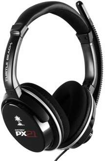 Turtle Beach Ear Force PX21 Gaming Headset(refurbished) for Playstation 3 PS 4 Xbox 360 & PC £24.99 with free delivery @ trusted_goods on Ebay