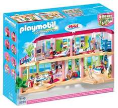 playmobil hotel. RRP £99.99 now £49.99 delivered @ Amazon
