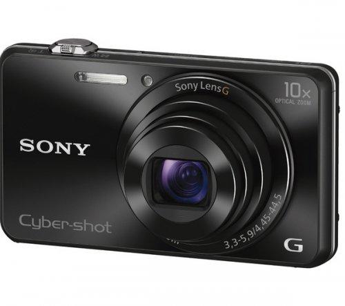 Sony Cyber-shot DSC-WX220B Compact Digital Camera - Black £109.99 @ Currys