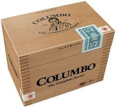 Columbo Complete DVD Series £22.49 Using Code HSBC10OFF @ Xtra-Vision