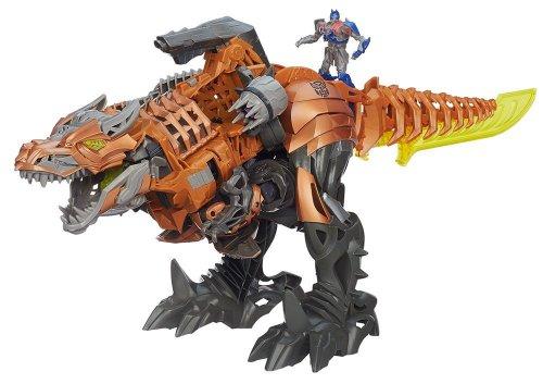 Transformers Age of Extinction Grimlock Stomp and Chomp £42.99 @ Amazon