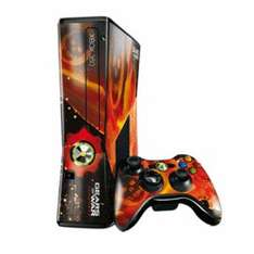 Gears of War: Judgment Xbox 360 (slim) Console Skin only £2.00 delivered @ GAME