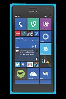 Nokia Lumia 735 £129.99 on Orange/T-Mobile Upgrade. Blue actually in stock @ Carphone Warehouse