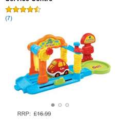 Toot toot drivers service centre £8.57 @ Amazon  (free delivery £10 spend/prime)
