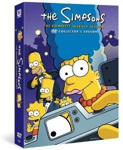The Simpsons - season / series 7 DVD £9.99 at Amazon