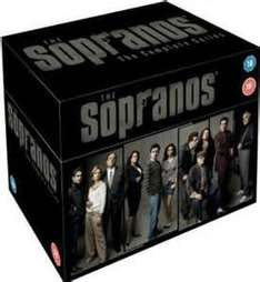 The Sopranos - HBO Complete Season 1-6 (New Packaging) [DVD] [2007] £45.00 @ Amazon Free Del