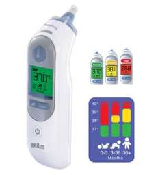 Braun Thermoscan 7 IRT 6520 (in-ear thermometer) - £34.99 @ Boots (free delivery to store)
