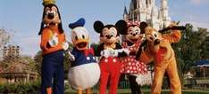 2 night break to Disneyland Paris for family of 4 inc flights,hotel,park tickets £675 @ holiday pirates
