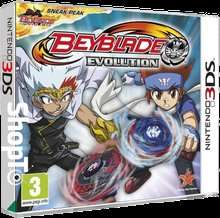 Beyblade Evolution 3DS £4.85 @ Shopto