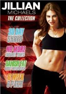 Jillian Michaels- The Collection [DVD] only £8.99 @ Amazon  (free delivery £10 spend/prime)