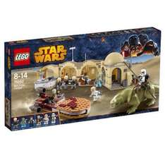 Lego Star Wars Mos Eisley Cantina scanning at £32.50 instead of £65 in Tesco.