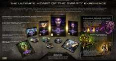 Starcraft II: Heart of the Swarm Collector's Edition (PC) £15.99 @ Super-bargains on Amazon