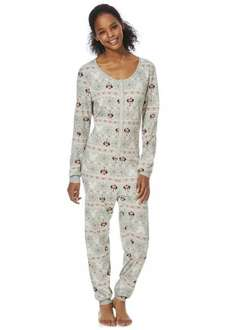 Disney Mickey Mouse onesie for women £5 @ Tesco F&F