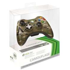 Special Edition Camouflage Wireless Controller Xbox360 - The Game Collection - £29.95 Delivered