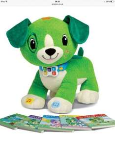 Leapfrog Read to me Violet and Scout  £13.52 @ Amazon