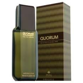 Quorum 100ml edt £5 at tesco direct.