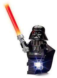 Sainsburys - All Christmas Gifts 90% off - Lego Darth Vader Torch - £2.00