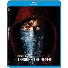 Metallica Through the Never [Blu-ray 3D + Blu-ray] £6.50 at Amazon  (£1.49 P&P / free delivery £10 spend/prime)