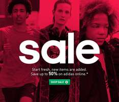 Adidas Outlet Sale  - Up to 50%