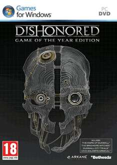 Dishonored Game of the Year Edition - PC - £4.00 @ GAME