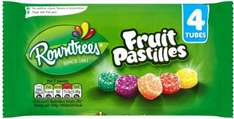 Rowntrees Fruit Pastilles (4 Pack) £1.00 @ Morrisons