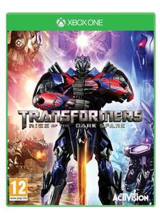 Transformers: Rise of the Dark Spark Xbox One £16.85 at Amazon