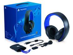 PS4 Wireless Stereo Headset 2.0 (PS4) £58.00  With code @ Tesco Direct