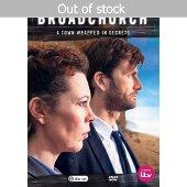 Broadchurch Season 1 DVD Box Set  - £7 @ Asda In Store