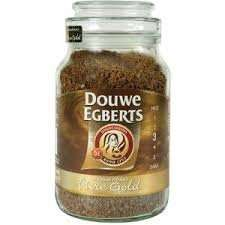 Douwe Egberts 400g (not 190g!) Pure Gold Coffee £6.69 no Vat @ Costco