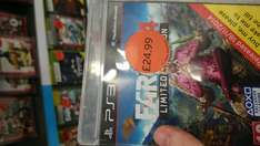 Far Cry 4 PS3 £24.99 @ Sainsburys instore