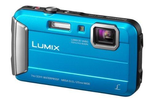Panasonic Lumix DMC-FT25EB-A - £107.50 Delivered @ UK digital cameras