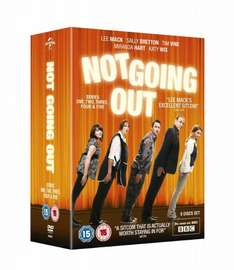Not Going Out - Series 1-5 [DVD] £9.99 & FREE Delivery (Amazon.co.uk)