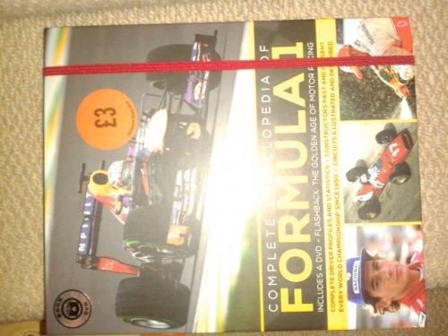 Formula one encyclopedia £3.00 at Sainsburys