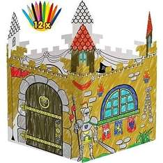 Chad Valley Colour-In Castle.  @ Argos £7.99