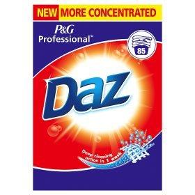 Daz Regular Washing Powder Laundry Detergent 85 washes only £12 at Asda