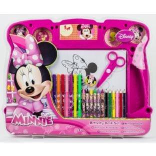 Minnie Mouse Kids' Activity Desk.  @ Argos £8.99 WAS £14.99