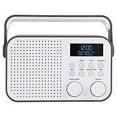 1/3 OFF Tesco DR1404 (G/P/B) DAB Radio was £35.00 now £23.00 @ Tesco Direct