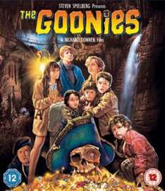 The Goonies Blu-Ray with UV Copy £3.00 @ GAME (free delivery)