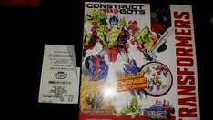 Transformers construct bots scanning at £1.47 in asda (shelf price £22.97)