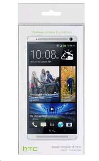 HTC One max Screen Protector 7p delivered @ HTC
