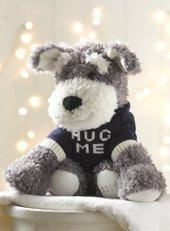 Dexter Dog or Bertie Bear 2014 Cuddly Toy £5.00 ( were £20) @ BHS