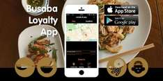 50% off at busaba (london restaurant) by using their app to pay