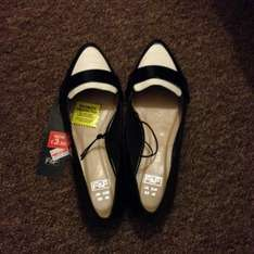 Flat shoes reduced to £3.50 in tesco instore