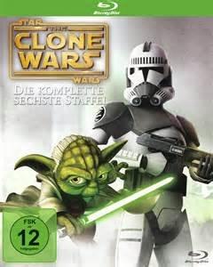 Star Wars: The Clone Wars: The Lost Missions season 6 [Blu-ray] £24.00 @ Amazon.De